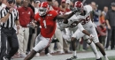 Sony Michel, Nick Chubb wrap up dynamic careers at Georgia