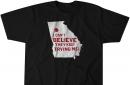 Get Deion Jones' mix of amusement and satisfaction on a t-shirt