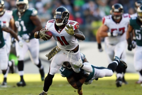 Falcons - Eagles series history: Atlanta's out for revenge