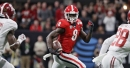 Riley Ridley has a 'lifting point' for Georgia