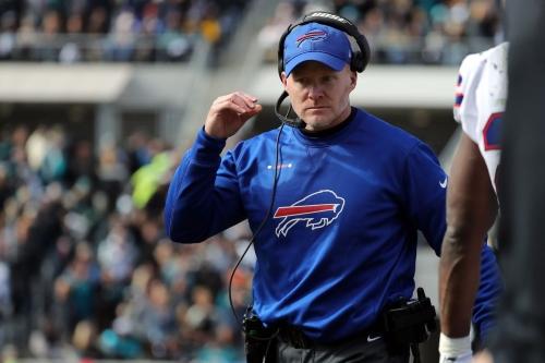 Buffalo Bills fan opinions of Sean McDermott's first season as head coach
