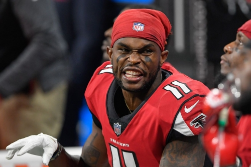 Julio Jones misses practice, likely for a rest day; rest of team is healthy