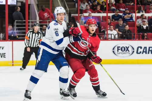 Carolina Hurricanes at Tampa Bay Lightning: Lines and Game Discussion