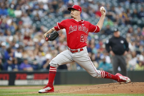 Andrew Heaney avoids arbitration, agrees to $800,000 deal with Angels
