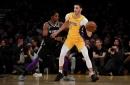 Lakers vs. Kings Final Score: Lonzo Ball's double-double spurs 99-86 victory