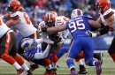 Kyle Williams and Lorenzo Alexander have different thoughts on retirement