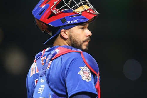 Angels sign backup catcher Rene Rivera