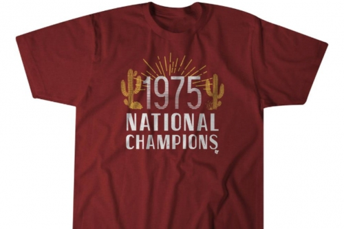 Order your 1975 college football national champions shirt