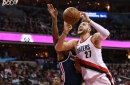 Jusuf Nurkic NBA King of Drawing Flagrant Fouls