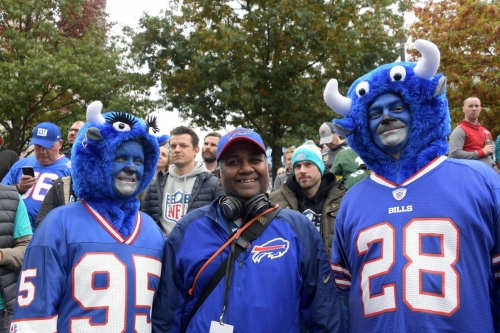 Brandon Beane, Sean McDermott thank Buffalo Bills fans, media at year-end presser