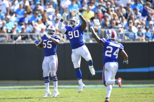 Buffalo Bills solid at defensive end heading into 2018 NFL offseason