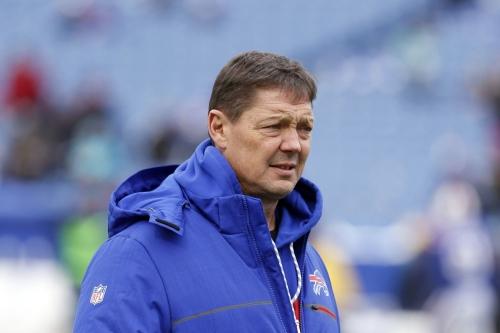 Buffalo Bills fire offensive coordinator Rick Dennison