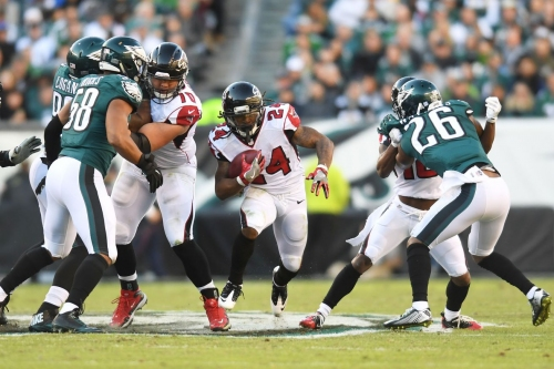 By the Number stats preview: Falcons vs. Eagles