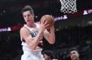Trail Blazers Forward Zach Collins Makes NBA Rookie Rankings List