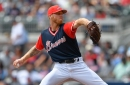 Braves agree to terms with all arbitration-eligible players but Mike Foltynewicz