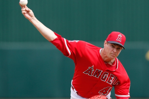 Garrett Richards' $7.3 million deal is just one of many arbitration agreements the Angels wrapped up today