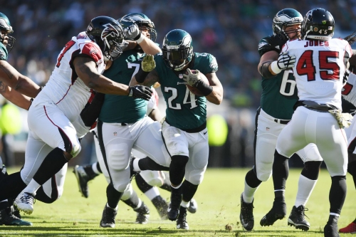 Intriguing players to watch in Falcons vs. Eagles