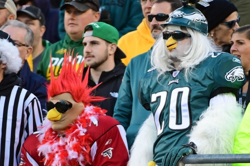 NFL Divisional Playoff open thread: Atlanta Falcons vs. Philadelphia Eagles