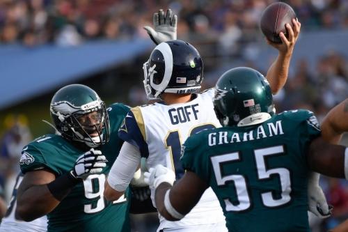 Falcons at Eagles - Live Blog