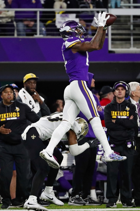 The Minnesota Miracle: Vikings knock out Saints on last play of game