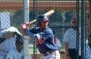 Cristian Pache lands on MLB Pipeline's 2018 All-Defense team