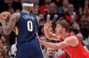 Meyers Leonard Says DeMarcus Cousins is the Toughest Player to Guard in Twitter Q&A