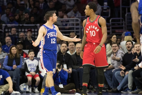 Sixers Finally Hold a Game After Losing a Late Double-Digit Lead, beat the Raptors 117-111