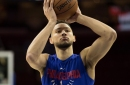 Ben Simmons gaining confidence at the free throw line is a scary thought