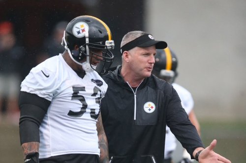 Steelers offensive line coach Mike Munchak getting a second interview with Arizona Cardinals