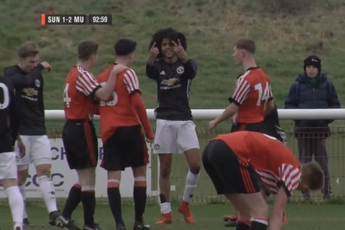 José's Juniors: Manchester United reserves struggle again