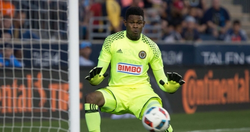Report: Andre Blake signs lucrative new deal with Union