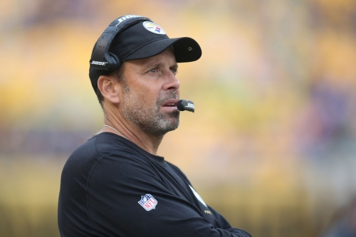 Report: Todd Haley is out as Steelers offensive coordinator