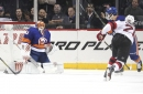 Islanders lose another player to injury in loss to desperate Devils