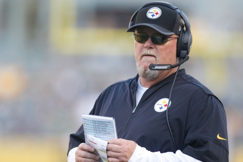 Report: Steelers preparing to name Randy Fichtner the new offensive coordinator