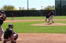 Some video of new Braves reliever Shane Carle