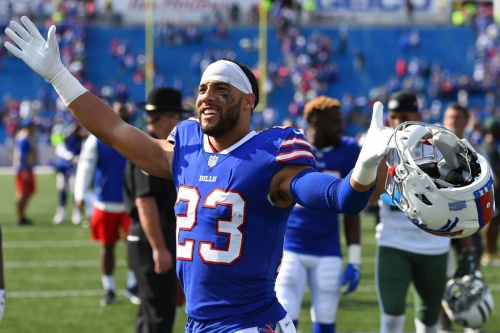 Plays that defined 2017: New York Jets at Buffalo Bills