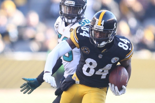 Despite the outcome, Antonio Brown's performance vs. the Jaguars shouldn't be understated