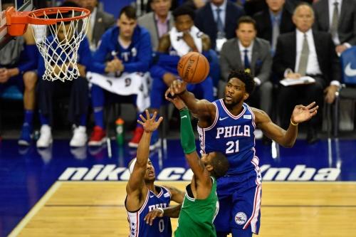 Sixers-Celtics game thread