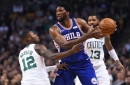 Joel Embiid, T.J. McConnell control second half in Sixers win over Boston
