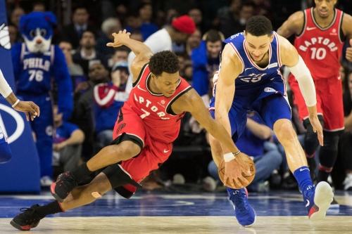 With Joel Embiid in the Starting Lineup, Let's look at Ben Simmons' All-Star Outlook