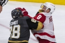 Behind Enemy Lines: Previewing the Red Wings, Golden Knights, Penguins, and Canadiens