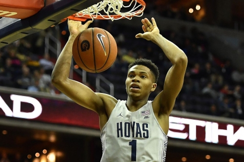 Preview: St. John's at Georgetown