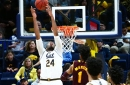 Bears Hang Tough in Loss to Sun Devils
