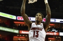 Big second half carries Louisville to 77-69 win over Boston College