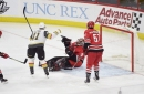 Recap and Rank 'Em: Hurricanes meekly fall to Golden Knights