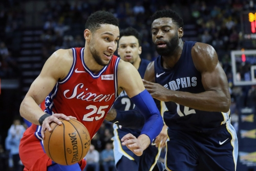 Grizzlies 105, Sixers 101: As The World Turns (The Ball Over)