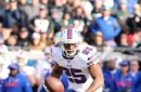 If Buffalo Bills cut LeSean McCoy, there are 2018 NFL Draft options at running back