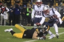 The man responsible for the overturned Jesse James touchdown catch will return in 2018