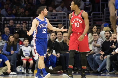 What is T.J. McConnell's Ceiling with the Sixers?