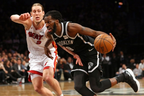 Logan: DeMarre Carroll's agent says Nets not trying to trade his client